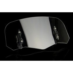 motorcycle wind deflector screen windshield spoiler