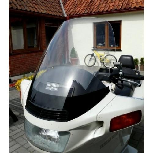 touring screen high windshield windscreen honda pc 800 pacific 1989-1998