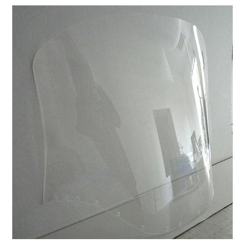 touring screen windshield bmw r 100 rt 1978-1984