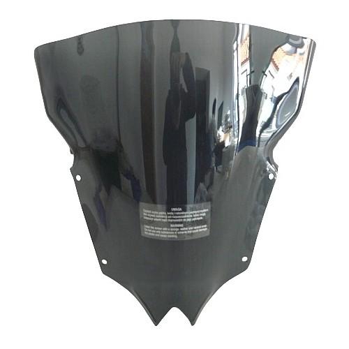 racing screen sport windshield windscreen yamaha yzf-r6 2008-2016