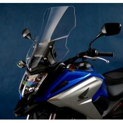 motorcycle high touring screen clear windshield windscreen honda nc 750 x 2014-2015