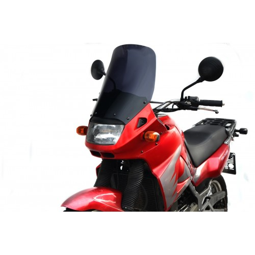 motorcycle touring high screen windshield kawasaki kle 500 1993-2004