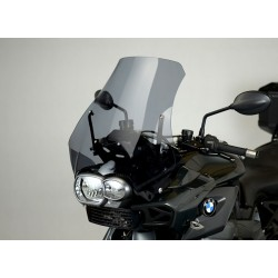 bmw k 1200 r windscreen touring screen high windshield smoked clear