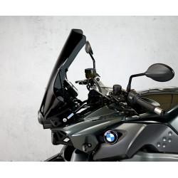 bmw k 1200 r windscreen touring screen high windshield smoked clear