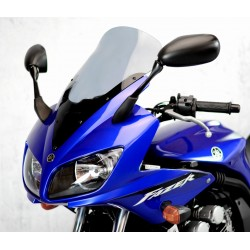 motorcycle screen high windshield touring windscreen yamaha fzs 600 fazer 2002-2003