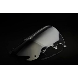 motorcycle screen double buble windscreen racing windshield bmw s 1000 rr 2009 2010 2011 2012 2013 2014