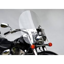 motorcycle windscreen high touring screen windshield honda vtx 1300