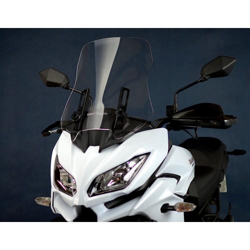 motorcycle windscreen touring screen high windshield kawasaki versys 1000 2017-2019