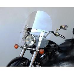 chopper screen windshield motorcycle windscreen kawasaki vn 900 vulcan classic 2006-2013