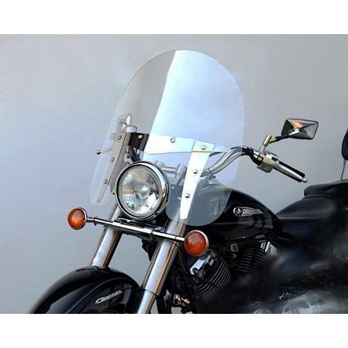 chopper screen windshield motorcycle windscreen kawasaki vn 1500 vulcan classic 1995-2006