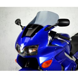 touring screen motorcycle windshield high smoked windscreen honda vfr 800 fi 1998-2001