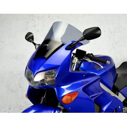 racing screen motorcycle sport windshield high smoked windscreen honda vfr 800 fi 1998-2001