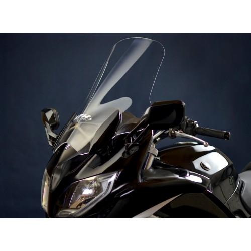 motorcycle windscreen touring screen high clear windshield yamaha fjr 1300 2013 2014 2015 2016 2017 2018 2019