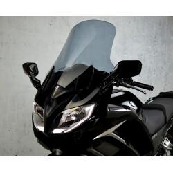 motorcycle windscreen touring screen high smoked windshield yamaha fjr 1300 2013 2014 2015 2016 2017 2018 2019