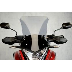 touring windshield motorcycle screen high windscreen smoked scheibe windschutz honda vfr 1200 x crosstourer 2012 2013 2014 2015