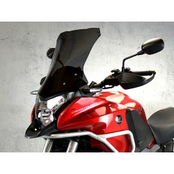 touring windshield motorcycle screen high windscreen dark scheibe windschutz honda vfr 1200 x crosstourer 2012 2013 2014 2015