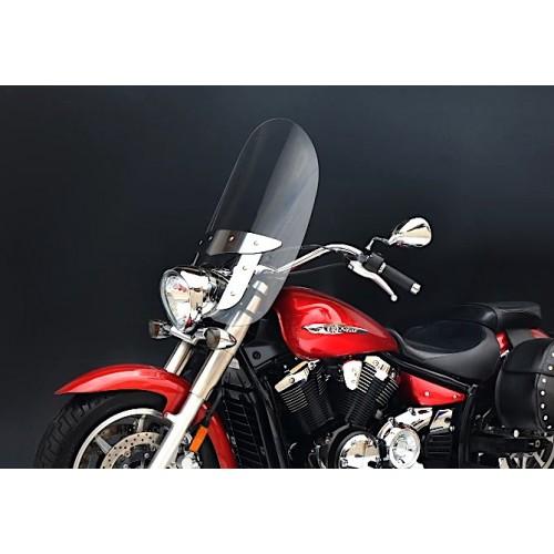 motorcycle windscreen chopper windshield high screen scheibe windschutz yamaha xvs 950 midnight star v-star 2009 2010 2011 2012