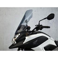 touring screen high windshield motorcycle windscreen windschutz scheibe honda nc 700 x 2012 2013