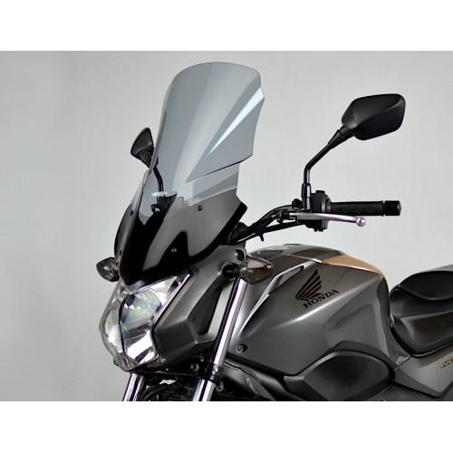 touring screen motorcycle windshield high windscreen smoked windschutz scheibe honda nc 750 s 2014 2015 2016 2017 2018 2019