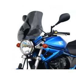 motorcycle universal screen high windshield touring windscreen for suzuki gsf 650 1250 bandit