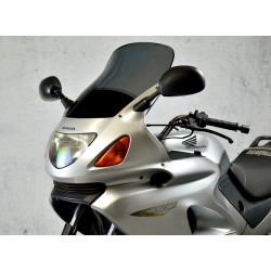 touring windscreen motorcycle windshield high screen dark windschutz scheibe honda nt 650 v deauville 1998 1999 2000 2001