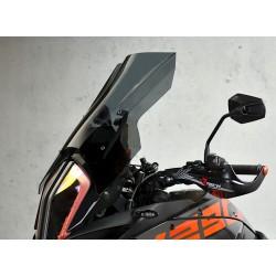 motorcycle windshield touring windscreen high screen dark windschutz scheibe ktm 1290 adventure 2017 2018 2019