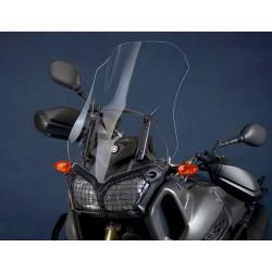 motorcycle windshield touring screen high clear windscreen windschutz scheibe yamaha xt 1200 z super tenere 2010 2011 2012 2013