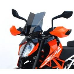 touring screen high windscreen motorcycle windshield smoked windschutz scheibe ktm 125 duke 2017 2018 2019 2020