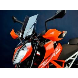 touring screen high windscreen motorcycle windshield clear windschutz scheibe ktm 125 duke 2017 2018 2019 2020