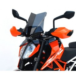 touring screen motorcycle windscreen high windshield smoked windschutz scheibe ktm 390 duke 2017 2018 2019 2020