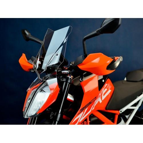 touring screen motorcycle windscreen high windshield clear windschutz scheibe ktm 390 duke 2017 2018 2019 2020