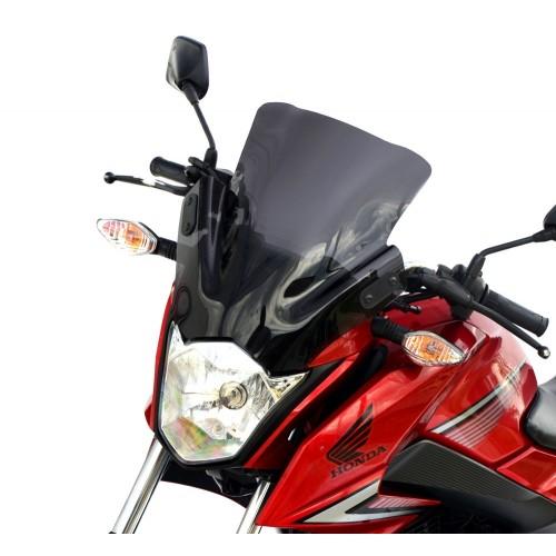 touring windscreen high  windshield honda cb 125 f 2015-2018