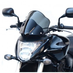 racing screen sport windshield windscreen  honda cb 600 f hornet 2007-2010