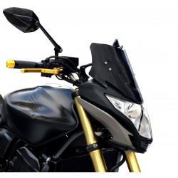 racing screen sport windshield windscreen honda cb 600 f hornet 2011-2015