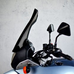 touring dark front windscreen motorcycle windshield high screen replacement bmw f 650 gs 2000 2001 2002 2003