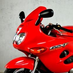 standard red front windscreen replacement windshield suzuki gsx 750 f 1998-2007