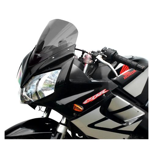 racing screen sport windshield windscreen honda cbr 125 2003-2006