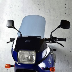 motorcycle touring screen high windshield replacement windscreen bmw f 650 / st 1997 1998 1999