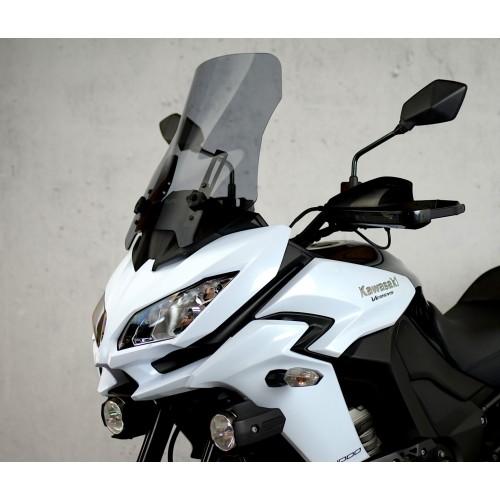 motorcycle windscreen touring screen high windshield kawasaki versys 650 2015-2016