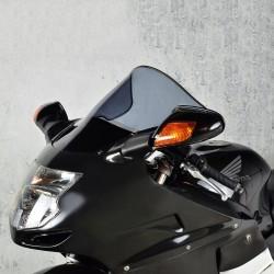 racing screen sport windshield windscreen honda cbr 1100 XX 1996 1997 1998 1999 2000 2001 2002 2003 2004 2005 2006
