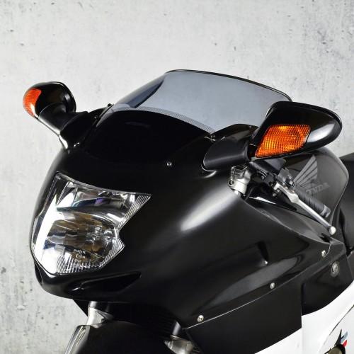 Standard replacement windscreen screen windshield Honda CBR 1100 XX 1996 1997 1998 1999 2000 2001 2002 2003 2004 2005 2006