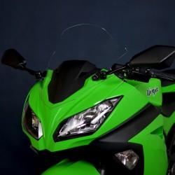 racing clear screen sport motorcycle windshield windscreen kawasaki ninja 300 2013 1004 2015 2016