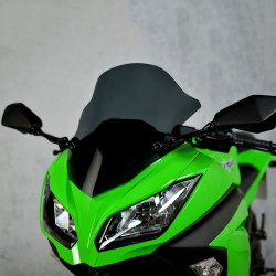racing screen sport motorcycle windshield windscreen kawasaki ninja 300 2013 1004 2015 2016