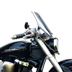chopper screen windshield yamaha xv 1700 road star warrior 2002 2003 2004 2005 2006 2007 2008 2009 2010