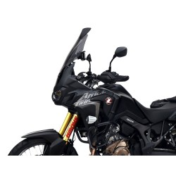motorcycle windscreen touring windshield high screen honda crf 1000 l africa twin smoked clear