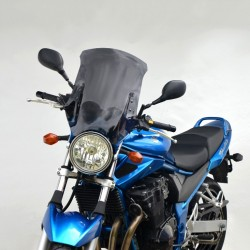 motorcycle universal screen high windshield touring windscreen for naked bikes