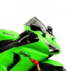 racing screen sport windshield windscreen kawasaki zx 10r ninja 2006-2007