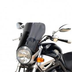 touring windscreen high windshield yamaha bt 1100 bulldog 2001-2007
