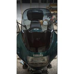 touring screen high windshield yamaha xj 600 1993 1994 1995