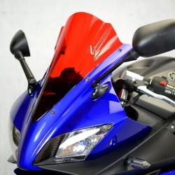 racing screen sport windshield yamaha yzf 125 R 2008 2009 2010 2011 2012 2013